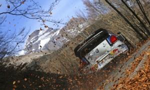 Sébastien Ogier (F), Julien Ingrassia (F) WRC Rally Test 2015