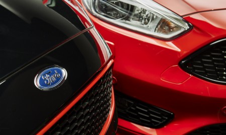 Ford Focus Red and Black Edition