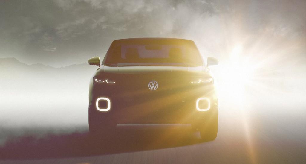 Die neue Volkswagen SUV-Studie