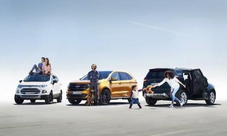 Kdo stojí za evropským boomem vozů SUV Maminky, mladí lidé a aktivní padesátníci, zjistil Ford_1
