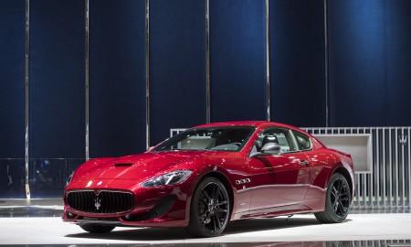 04 - Geneva Motor Show 2017 - Maserati GranTurismo Sport Special Edition