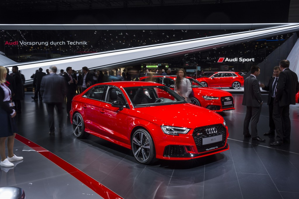 The Audi RS 3