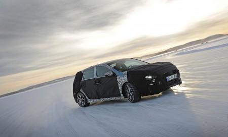 Hyundai i30 N Winter Testing Sweden