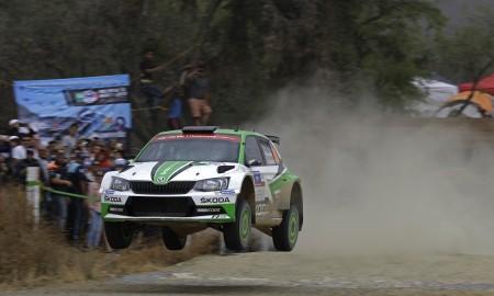 WRC Rally Mexico 2017