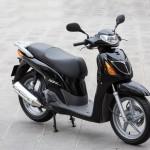 Honda SH125 Heritage - Original SH125 (2001)