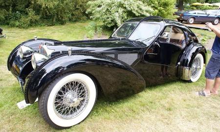 Bugatti 57R - replika