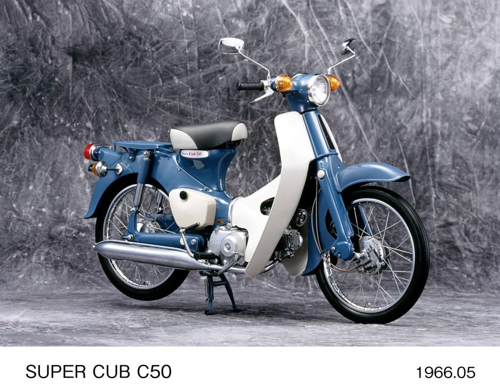 Honda Super Cub Series Motorcycles