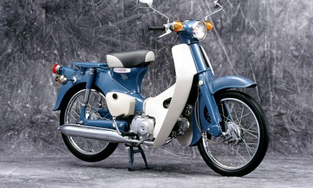 Honda Super Cub Series Motorcycles