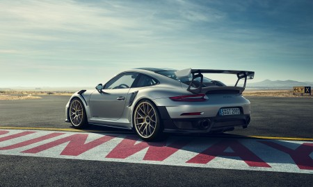 Dunlop on GT2 RS