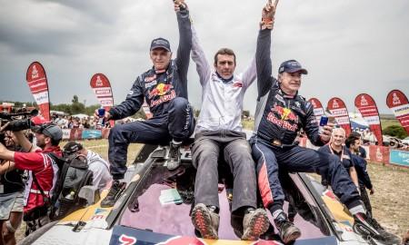Peugeot Dakar 2018 2