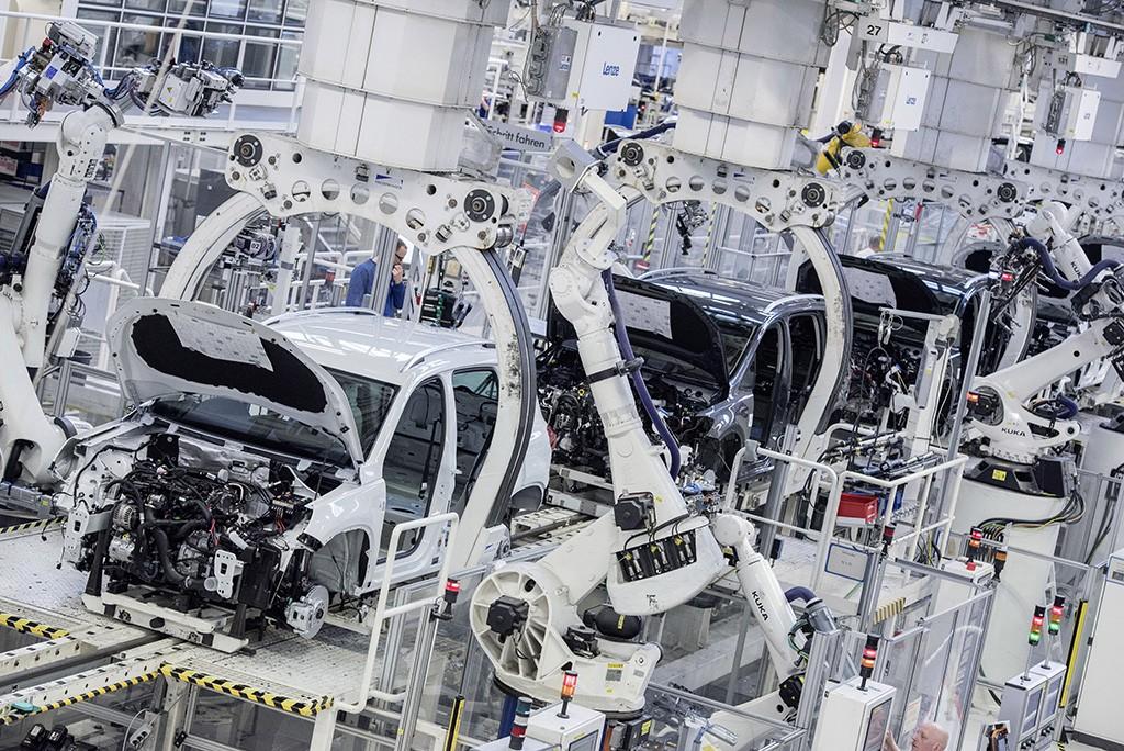 Rekordmarke: Volkswagen produziert bis Jahresende weltweit über sechs Millionen Fahrzeuge