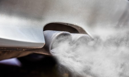 Two Pipe On The Car