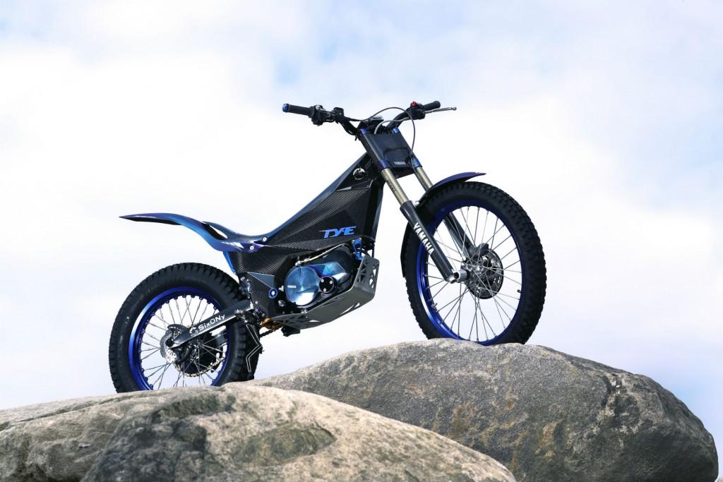 Yamaha elektrický ty-e