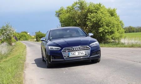 Audi S5 (5) velká
