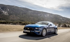 Ford Mustang Upgrades Extend Sophisticated Performance Tech and
