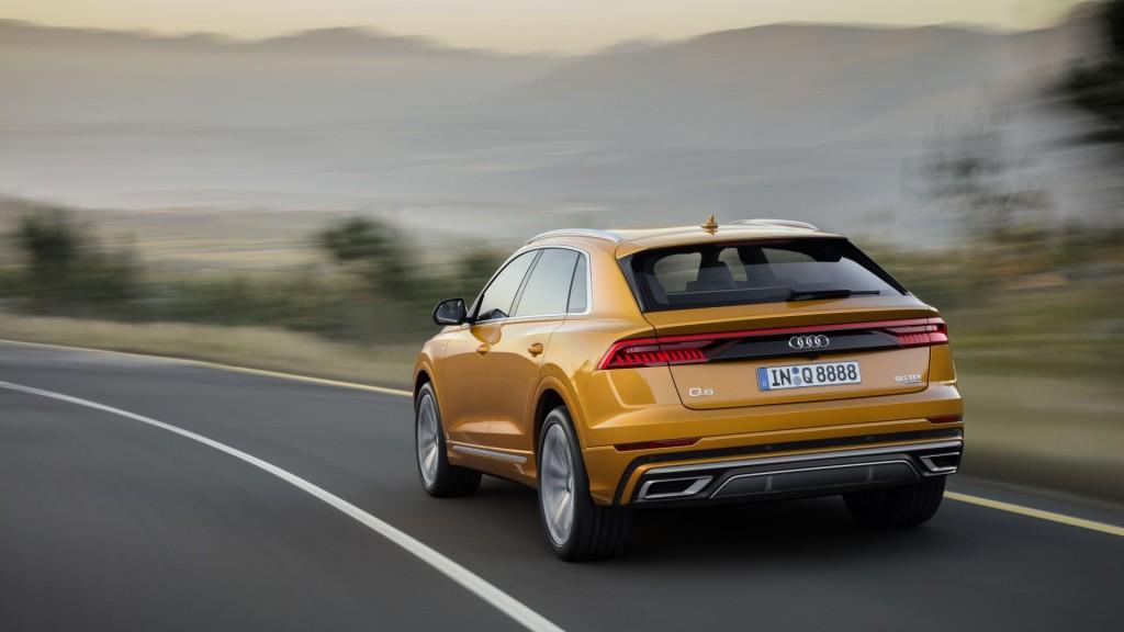 Audi Q8.2