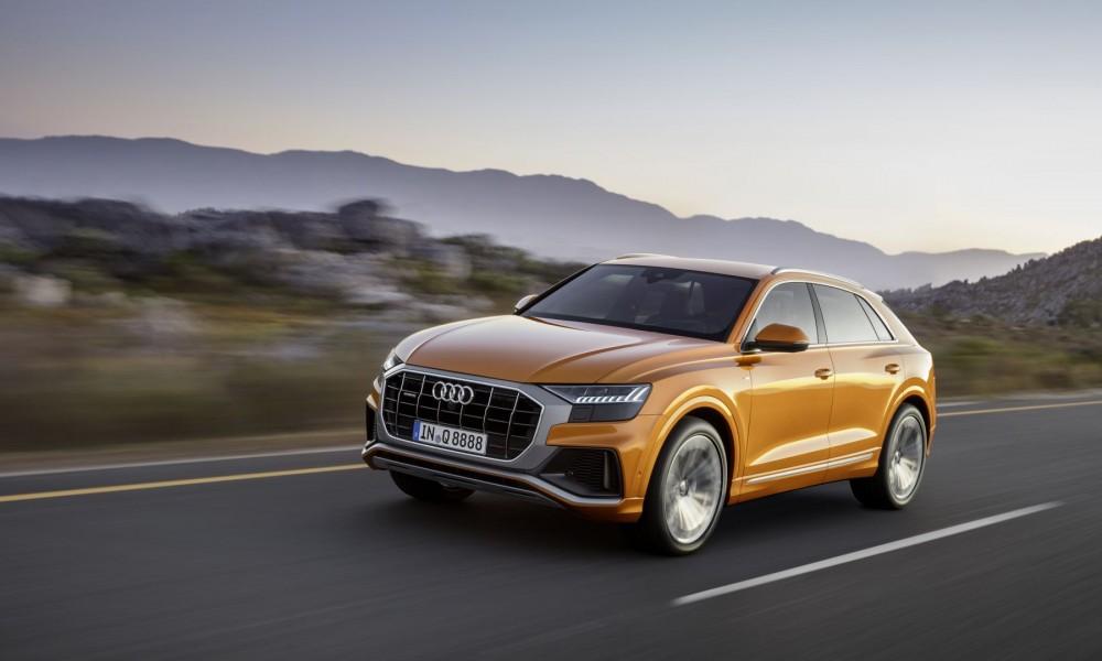 Audi Q8.3