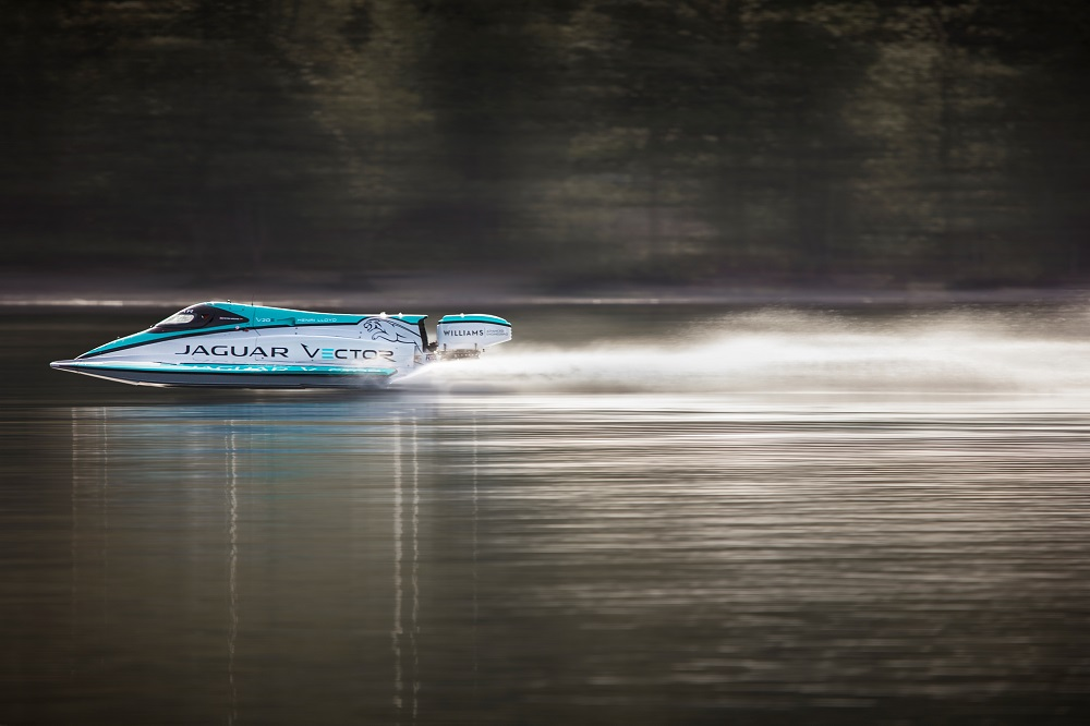 Jaguar Vector Racing 1