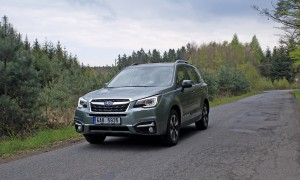 Subaru Forester (2) velká