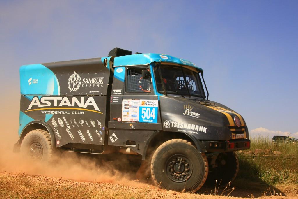 Tatra - Vrátný na Baja