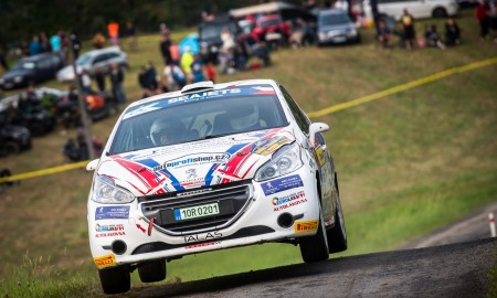 Peugeot Rally cup2