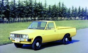 1.generace_pickup_Mitsubishi