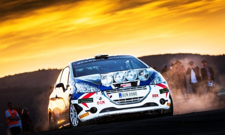 Peugeot rally cup3