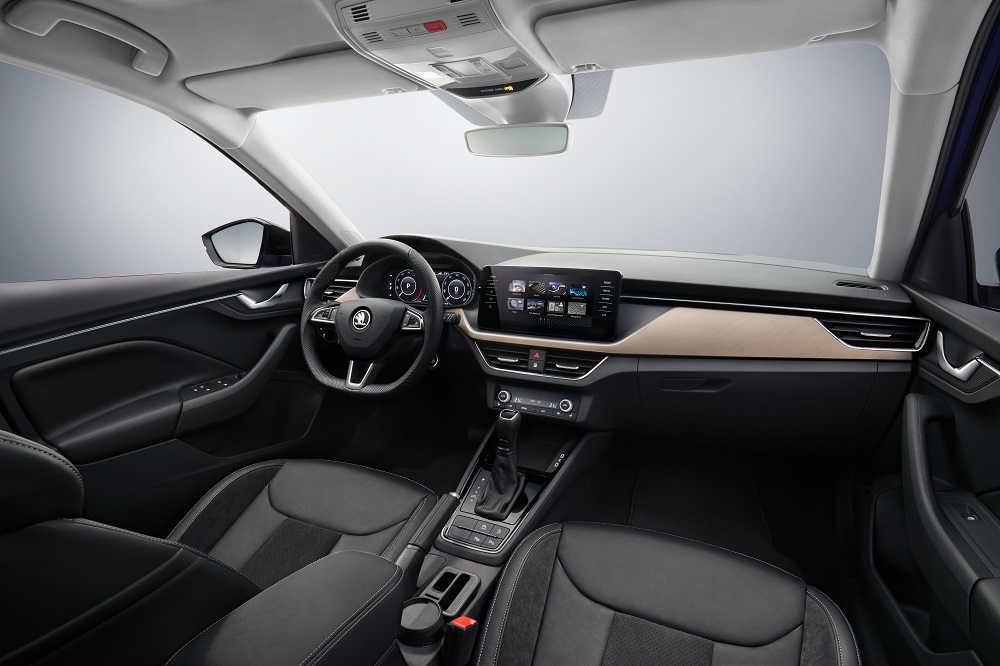 skoda Scala-interior-1