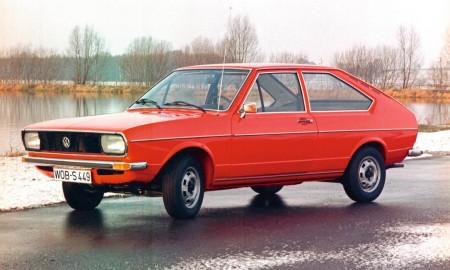 Passat first generation (hatchback saloon, 1973)