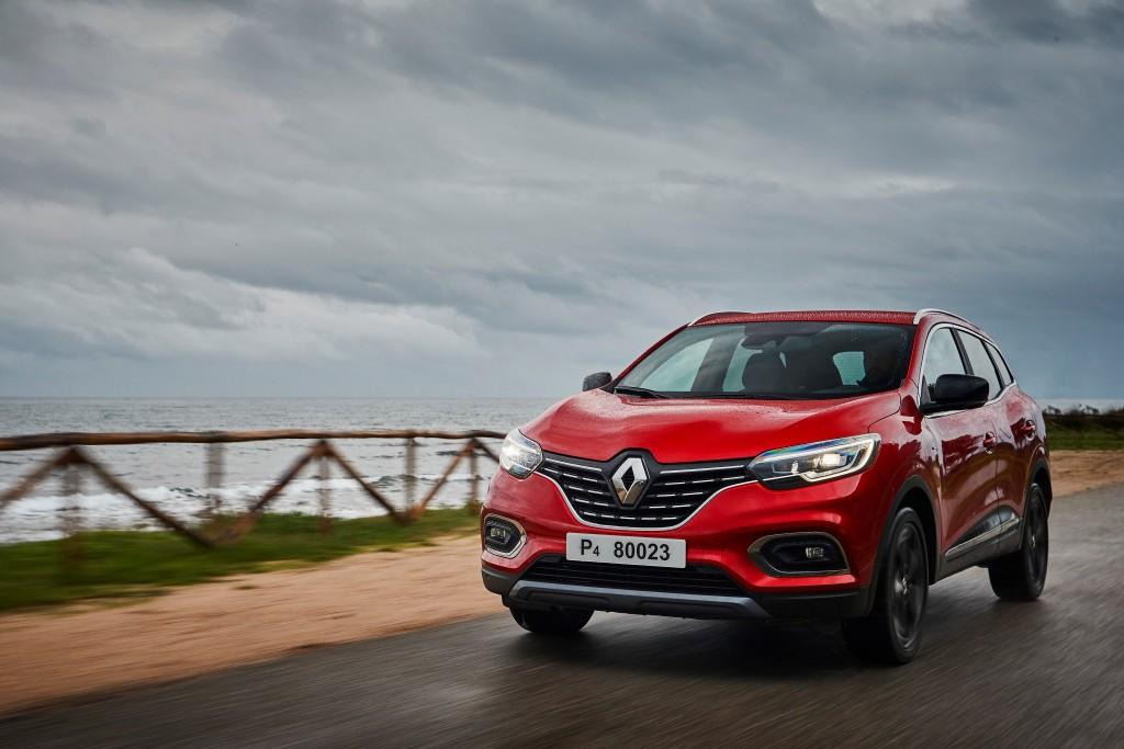 2018 - Essais presse Nouveau Renault KADJAR en Sardaigne