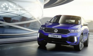 The new Volkswagen T-Roc R