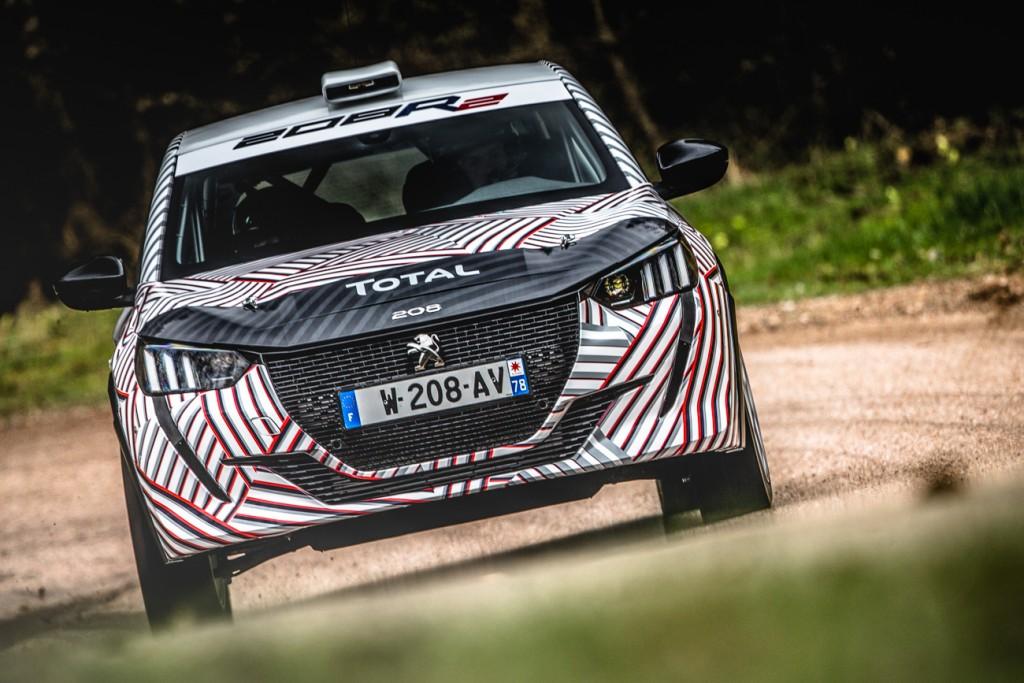 Peugeot 208R2 pro 2020