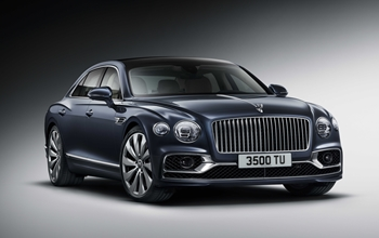 Bentley Flying Spur EDT