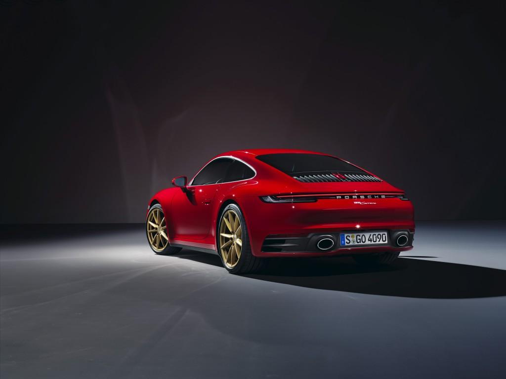 carrera coupé