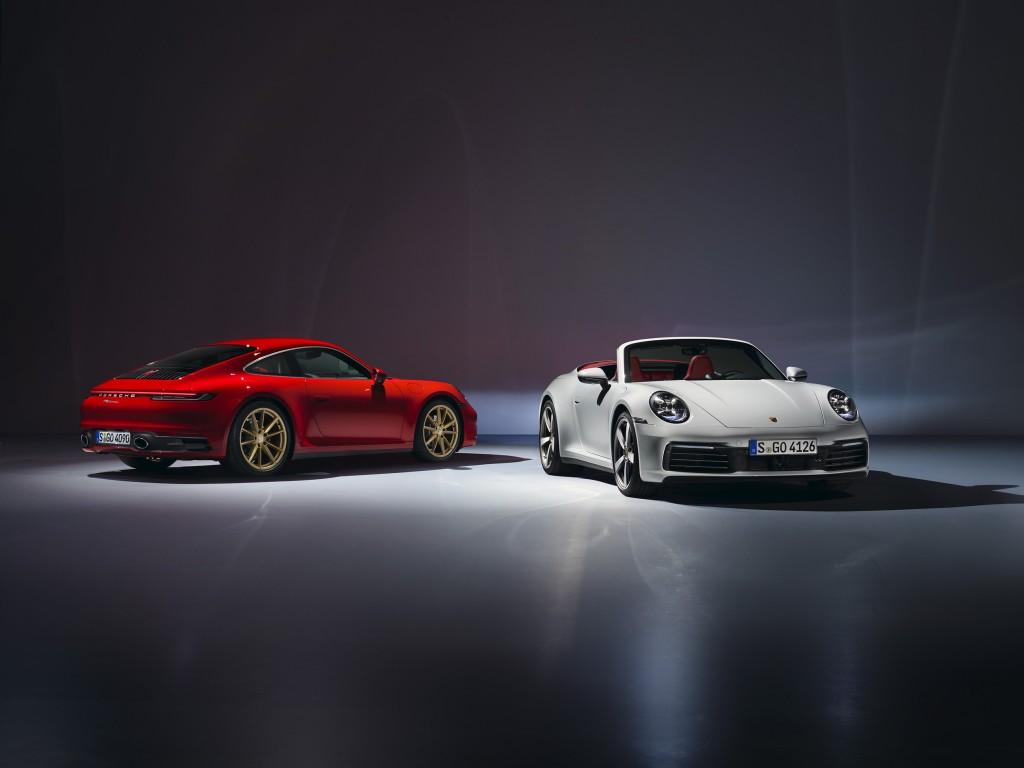 porsche 911 carrera coupé a cabrio
