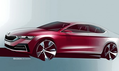 ŠKODA-presents-design-sketches-of-new-OCTAVIA-2