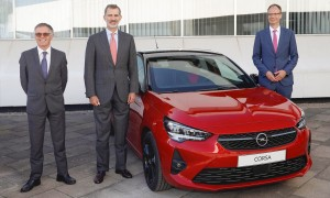 Opel Corsa Start of Production Tavares-Filip V-Lohscheller