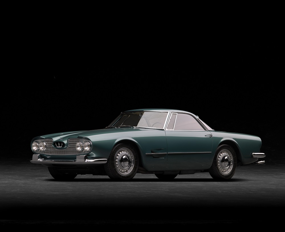 01_Maserati 5000 GT - 1959 © Michael Furman