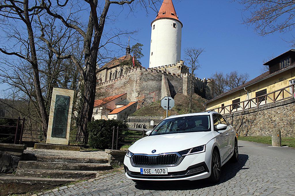 Škoda Octavia combi (4)