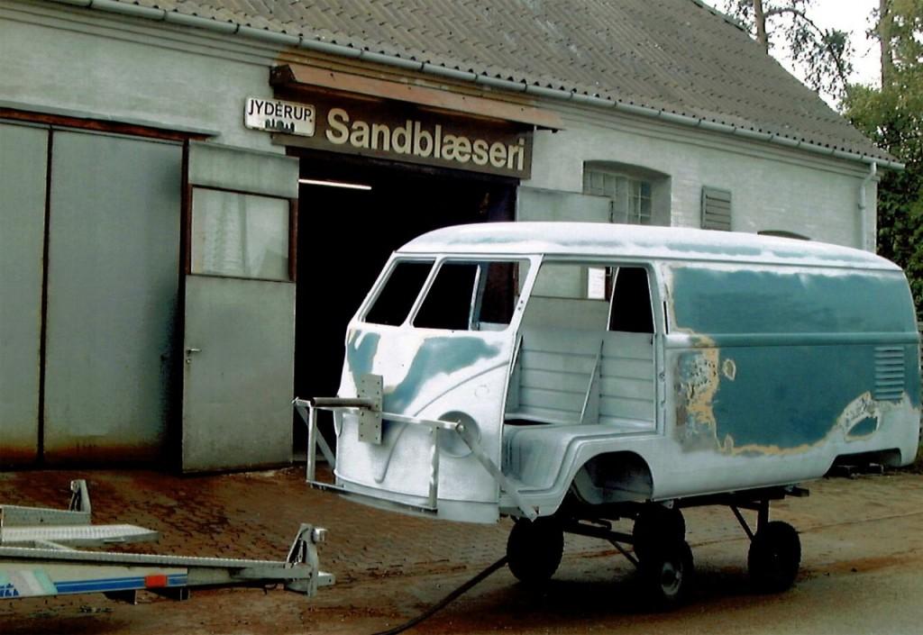 vw transporter4