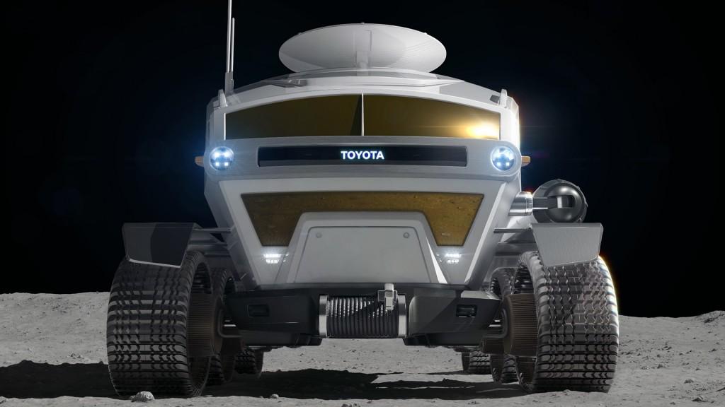 Lunar Cruiser Toyota 2