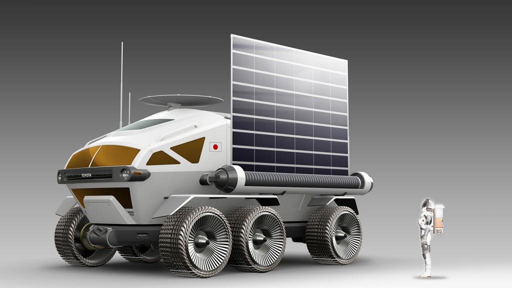 Lunar Cruiser Toyota 3