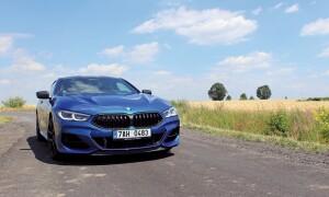 BMW 8 kupe velka