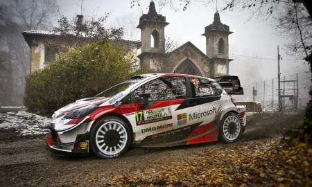 2020 FIA World Rally Championship / Round 07 / ACI Rally Monza / 3-6 November, 2020 // Worldwide Copyright: Toyota Gazoo Racing WRC