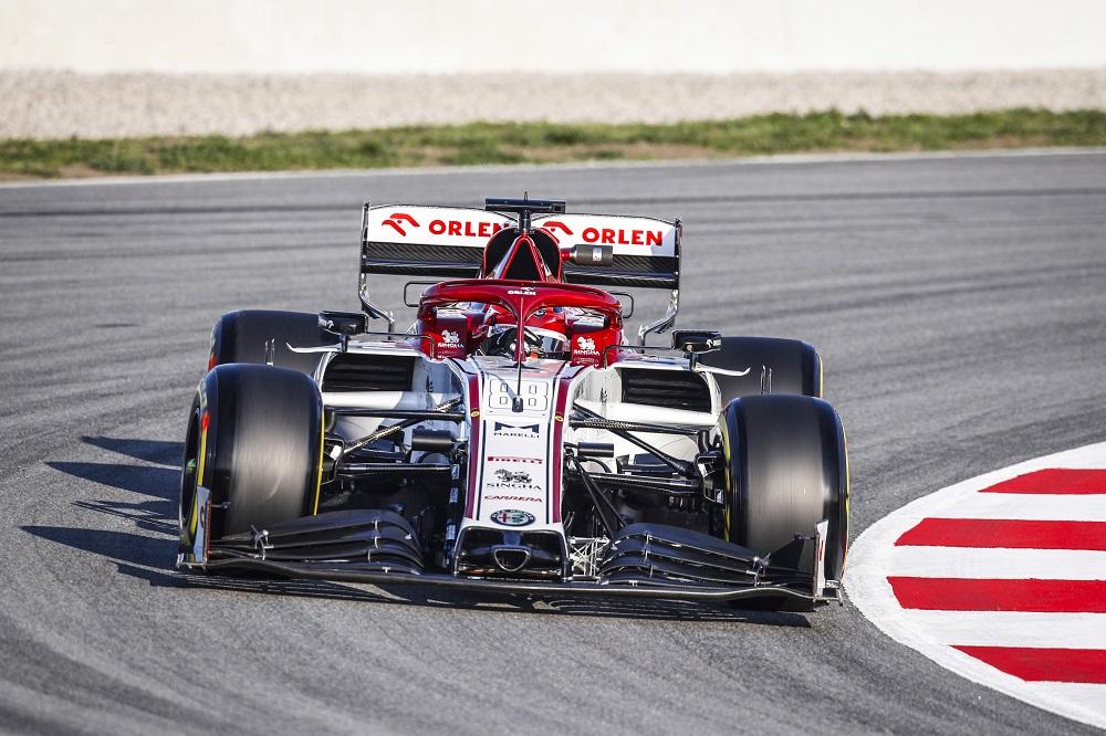 F1 - PRE-SEASON TESTING 2020 - 1