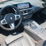 BMW Z4 interier velka