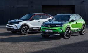 2020 Opel Mokka & Mokka-e