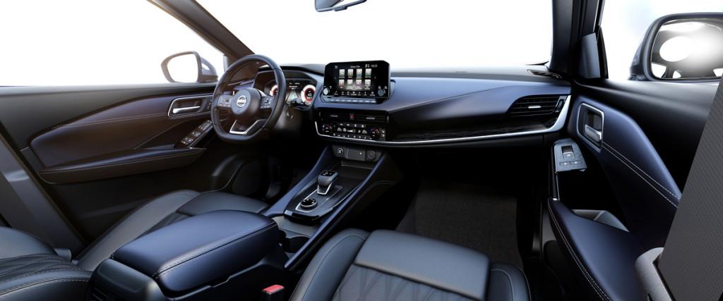 All-New Nissan Qashqai CGI - Interior 5-1200x500