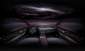 Phantom Tempus design sketch interior lores