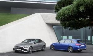 Mercedes-Benz C-Klasse, 2021 // Mercedes-Benz C-Class, 2021
